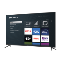 Deals on Onn. 100012588 70-inch 4K UHD HDR Roku Smart LED TV