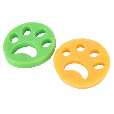 Nosii 2PCS Pet Accessories Sticky Hair Remover Dog Cat Fur Removal for Washing Laundry Dryer(2PCS ) - image 2 of 11