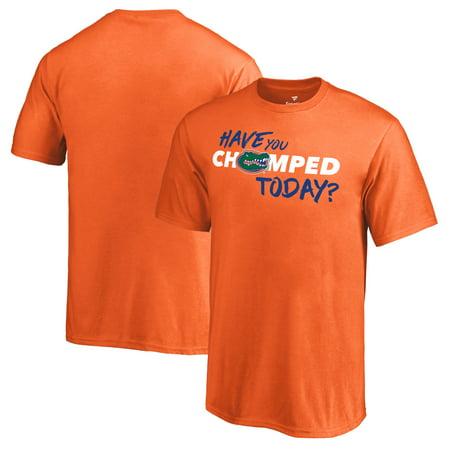 Florida Gators Fanatics Branded Youth Have You Chomped Today T-Shirt - Orange](Gator Chomp)