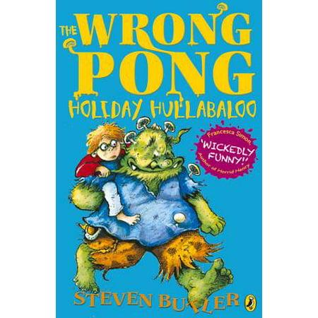 The Wrong Pong: Holiday Hullabaloo - Halloween Hullabaloo