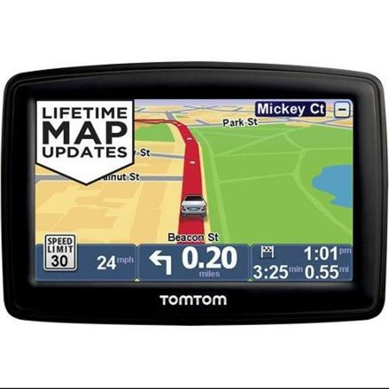 TomTom Start 50 5 Touchscreen Portable GPS Navigation Sys...