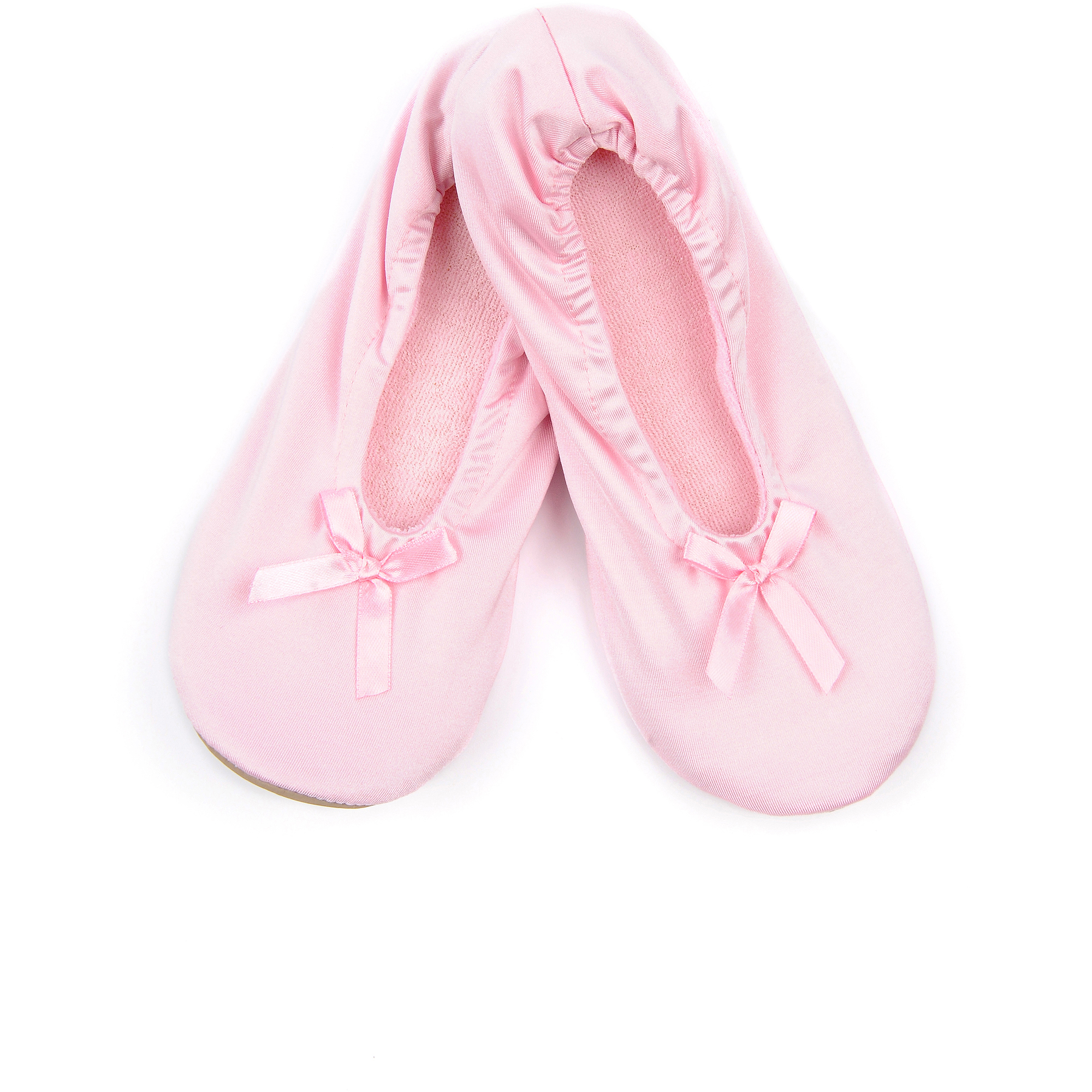 skidders womens satin ballet slippers walmart com