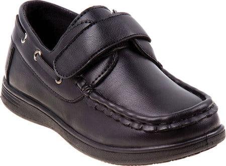 Boys' Josmo 6841 Moc Toe Shoe by