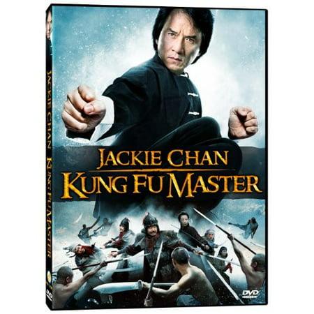 Jackie Chan  Kung Fu Master    Dvd