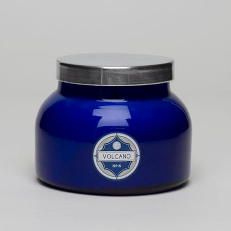 Aspen Bay Capri Blue Large Signature Jar Candle 19 oz - Blue Candle