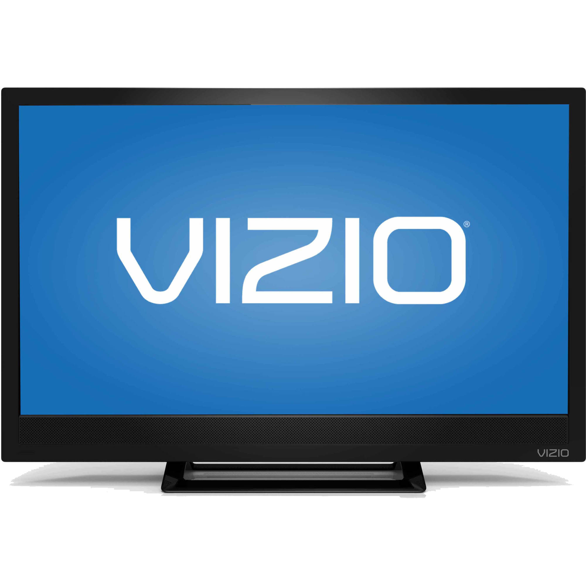 "Refurbished VIZIO D24H-C1 24"" 720p 60Hz Razor LED HDTV"