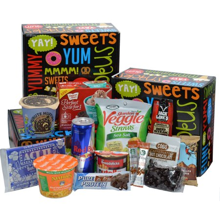 College Survival Gift Basket - Student Care Package ()