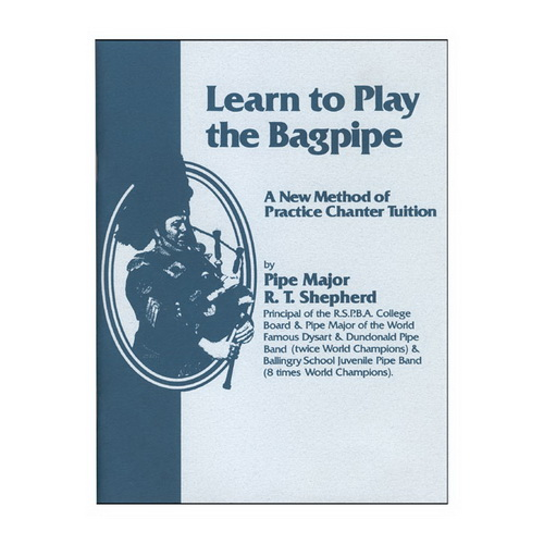 Roosebeck Learn to Play the Bagpipe, Book