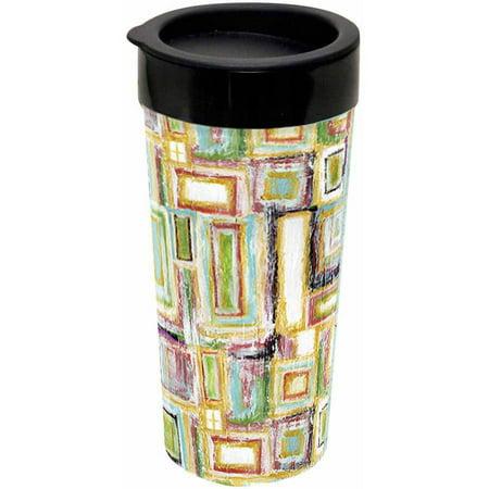 WSBL Geopop Plastic Traveler Mug