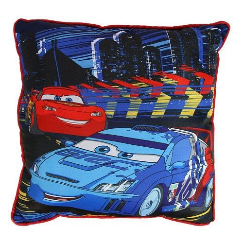 Disney Pixar Streak Square Pillow