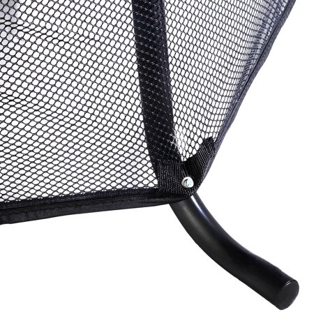 """Ktaxon Youth Jumping Round Trampoline 55"""" Exercise W/ Safety Pad Enclosure Combo Kids - image 2 of 8"""