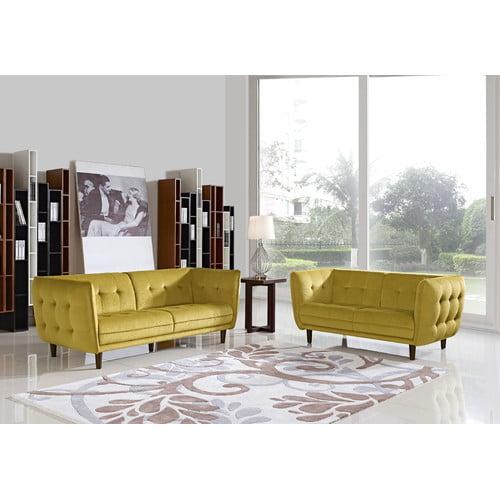 VIG Furniture Divani Casa Avro Sofa Set