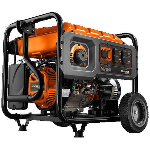 Generac 6673 RS Series 7000 Portable Generator