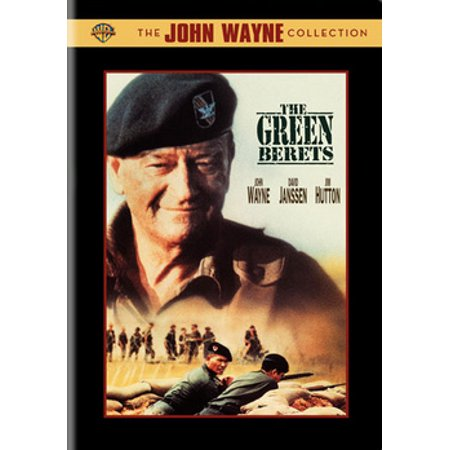 The Green Berets (DVD) - The Red Beret Movie