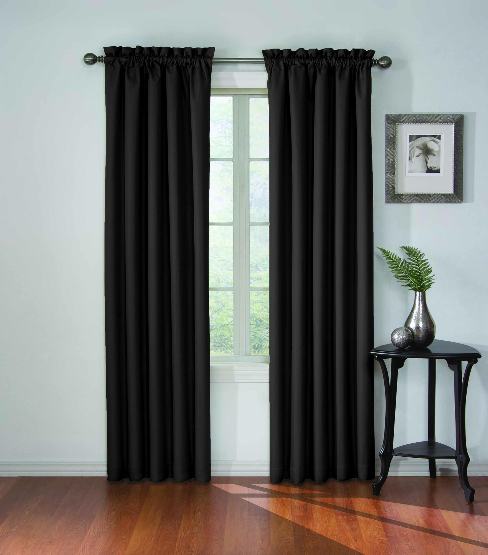 Eclipse Corinne Room Darkening Window Curtain Panel by Ellery Homestyles