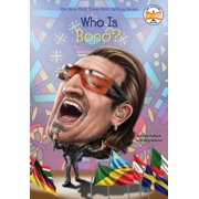 Who Is Bono? (Paperback)
