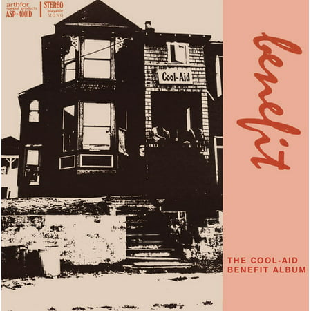 The Cool Aid Benefit Album: Deluxe Edition [Limited Edition] [RMST] (Vinyl) (Remaster) (Limited Edition)