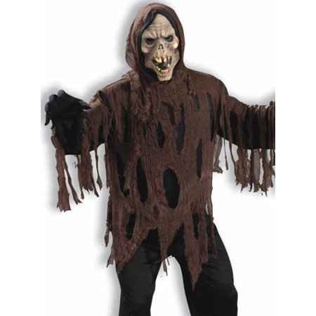 Forum Zombie Death Corpse Adult Mens Scary Halloween Costume - Scary Zombies Costumes