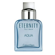 Calvin Klein Eternity Aqua Eau de Toilette Spray, Cologne for Men, 6.7 Oz