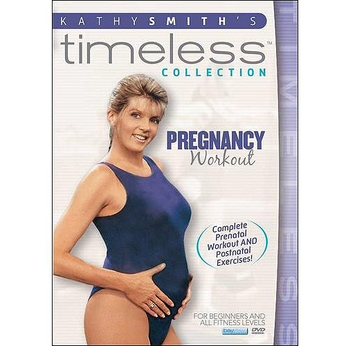 Kathy Smith's Timeless Collection: Pregnancy Workout