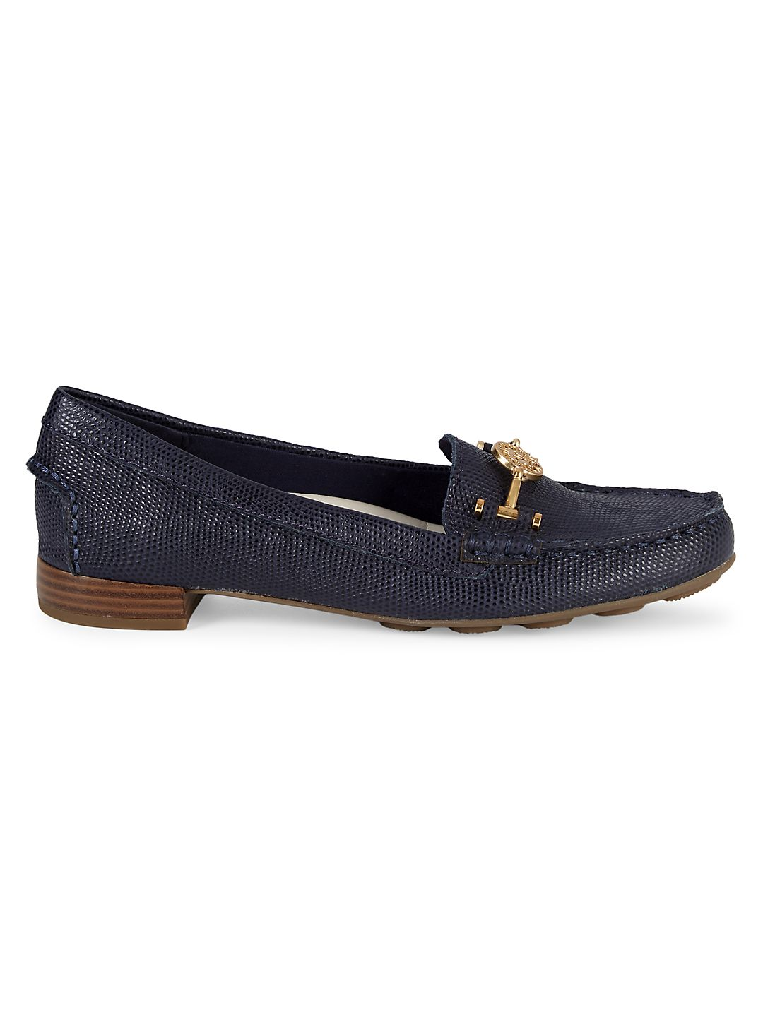 Hulia Buckle Loafers