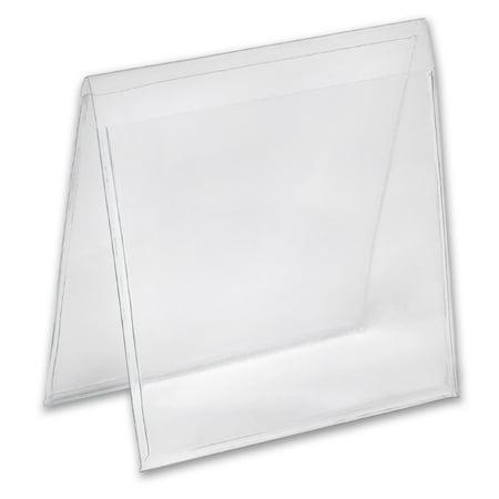 2.5 X 2.5 Soft Flips #15 No Inserts (1000 count) (Flip Flop 15)