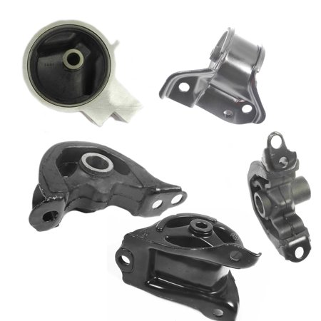 #M297 A6524 A6571 A6520 A6502 A6506 For 92-01 Honda Civic Acura Integra Standard Transmission & Engine Motor Mount 92 93 94 95 96 97 98 99 00 01