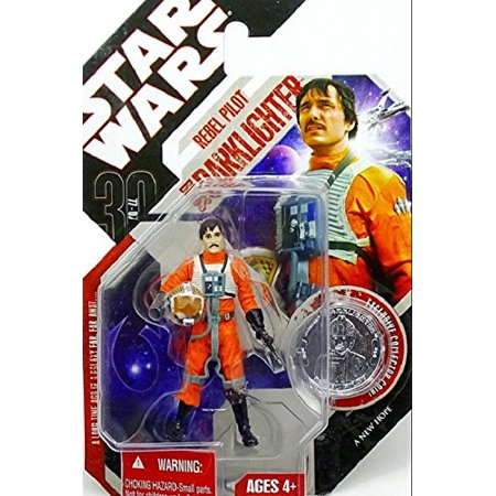 Star Wars 30Th Anniversary Biggs Darklighter With Collector Coin By Hasbro