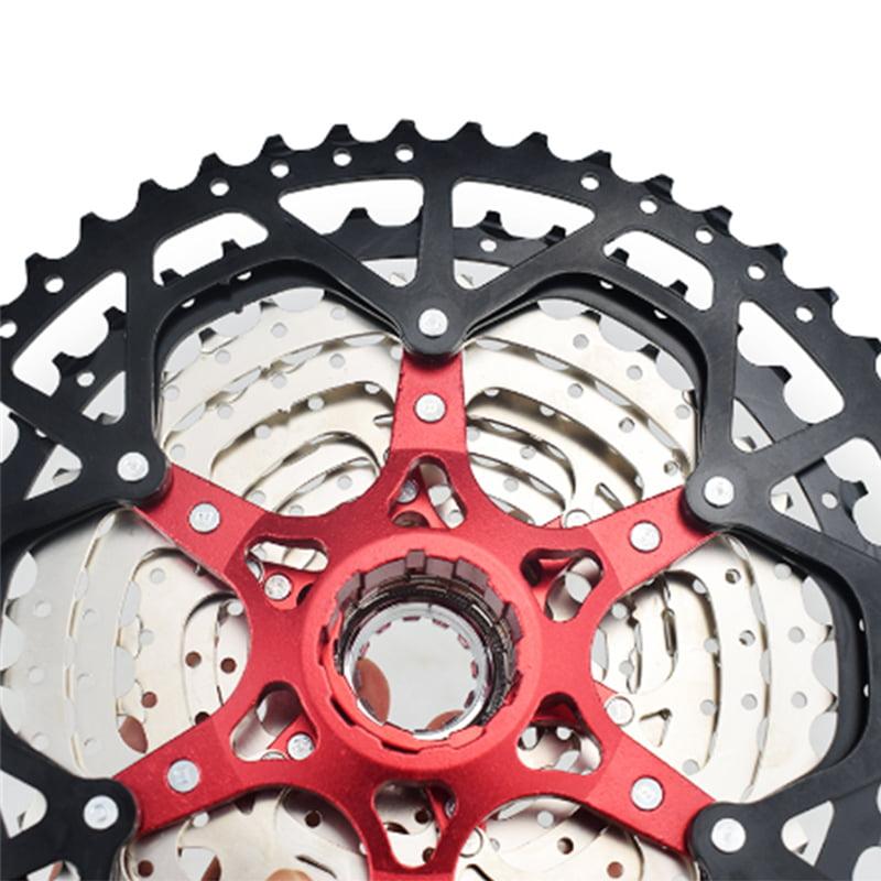 Details about  /VG SPORTS Ultralight 9 10 11 Speed Cassette Mountain Bike Separate Cassette Free