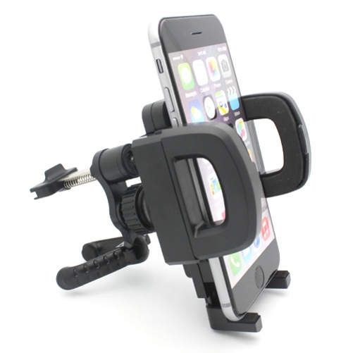 iPhone 6S Car Mount AC Air Vent Holder Rotating Cradle Dock Airvent Stand G5G