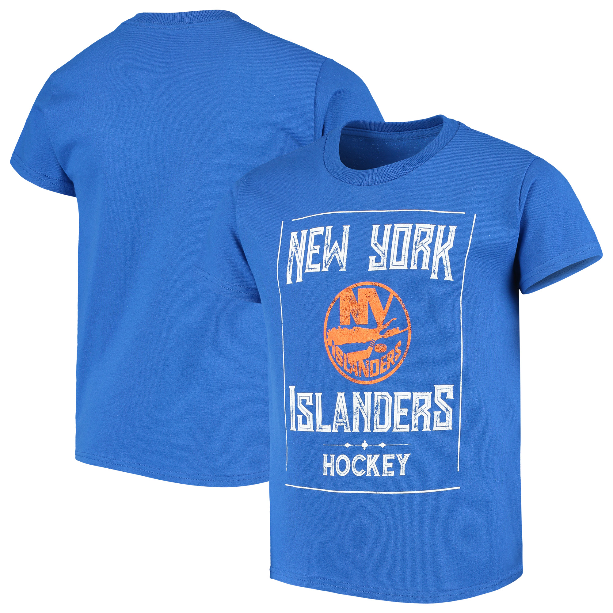 New York Islanders Youth T-Shirt - Royal