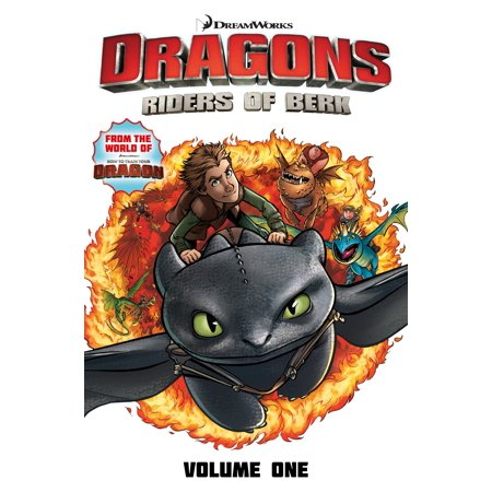 Dragons: Riders of Berk Collection Volume 1 - Tales from