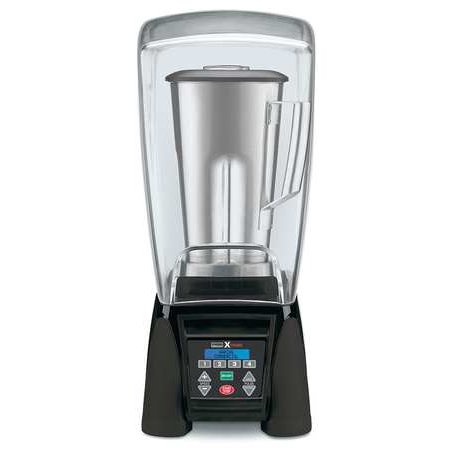 WARING COMMERCIAL MX1500XTS Blender, Reprogrammable w Sound Enclosure