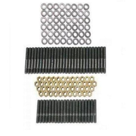 1939-1948 Flathead Cylinder Head Stud/Nut Kit, Ford/Mercury V8 Camshaft Cylinder Head