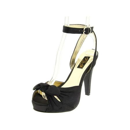 Pleaser Women's Bettie-04/B Ankle-Strap Sandal - image 2 of 2