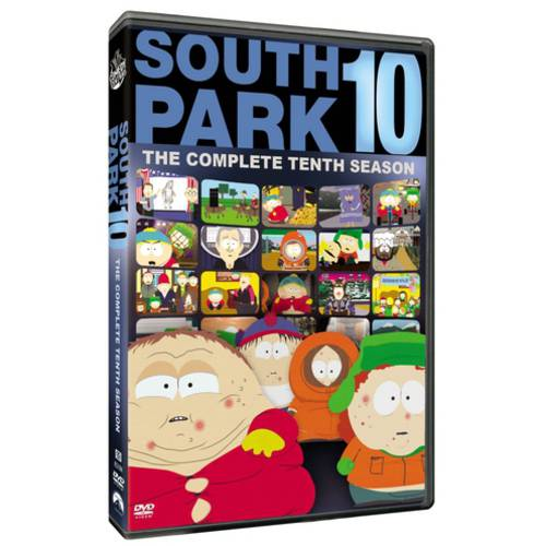 South Park: The Complete Tenth Season (Full Frame)
