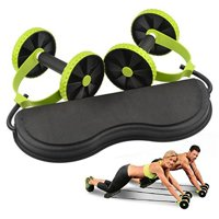 CaldorRoll and Flex Whole Body Workout Machine, Abs Toner Exercise