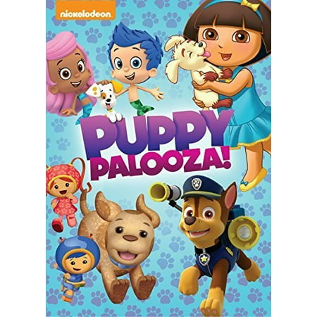 Nickelodeon Favorites: Puppy Palooza! (DVD) - Best Nickelodeon