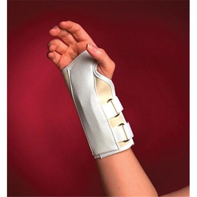 Complete Medical SA3960LGRT Cock-Up Wrist Splint Right Large Sportaid