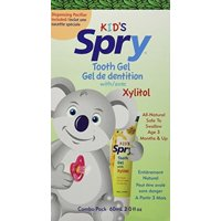 Xlear Spry Kids Tooth Gel And Pacifier Dispenser, 2 Oz