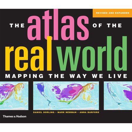 The Atlas of the Real World (Paperback) (Vanessa Amorosi Somewhere In The Real World)