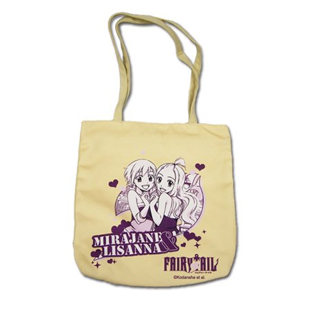 Fairy Tail Bag (Tote Bag - Fairy Tail - New Mirajane & Lisanna Anime Hand Purse)