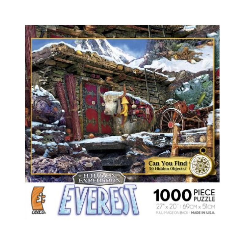 Hidden Expedition Puzzle - Everest - 1000-Piece by Ceaco