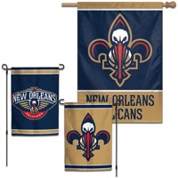 New Orleans Pelicans WinCraft House and Garden Flag Pack - No Size