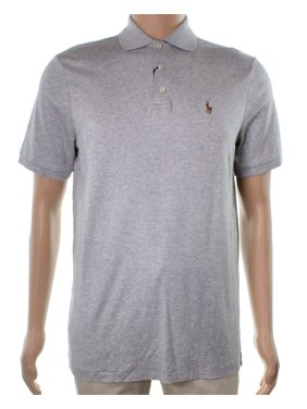 Product Image Polo Ralph Lauren NEW Gray Mens Size XL Polo Rugby Classic  Fit Shirt 44ebabf2a49