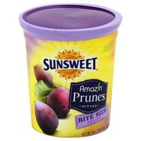 Sunsweet Amazin Prunes Bite Size, 16 Oz.
