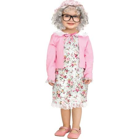 Li'l Grammy Toddler Costume](Li Shang Costume)