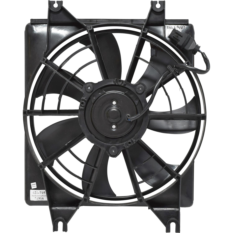 Engine Cooling Fan Assembly -- Radiator Fan