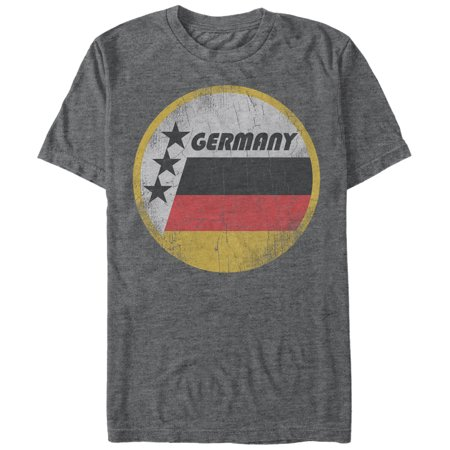 Men's Germany Flag Circle T-Shirt