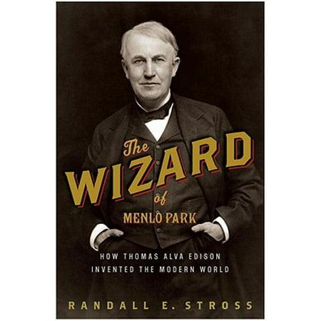 The Wizard of Menlo Park - eBook